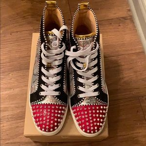 Christian Louboutins Red Bottoms!!!